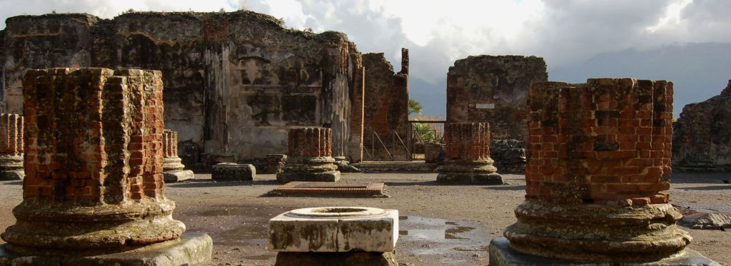 Pompei at Roman's time